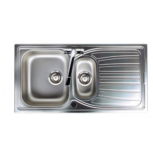 ASTRACAST Alto 1.5B Sink AO15XBHOMESK Finish Available - Stainless Steel (1)